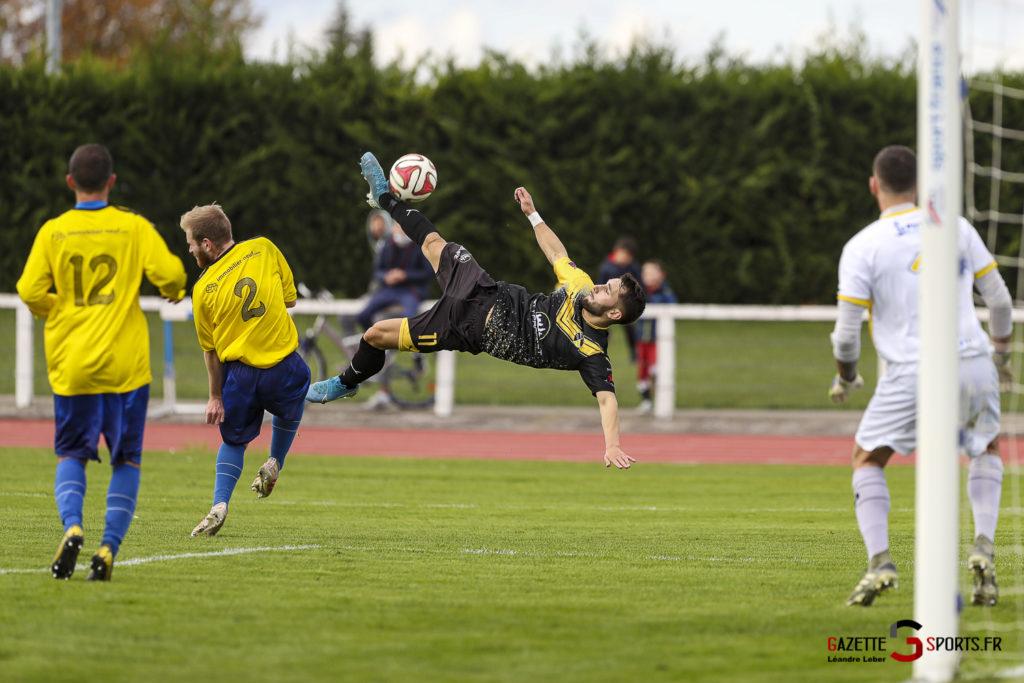 Football Us Camon Vs Le Portel 0017 Leandre Leber Gazettesports