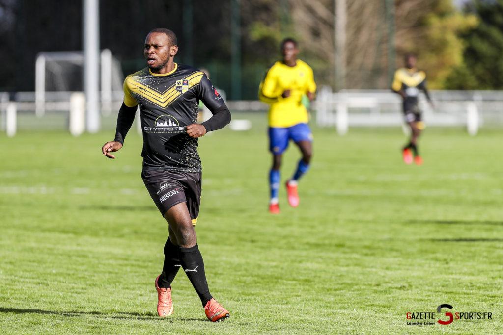 Football Us Camon Vs Le Portel 0022 Leandre Leber Gazettesports