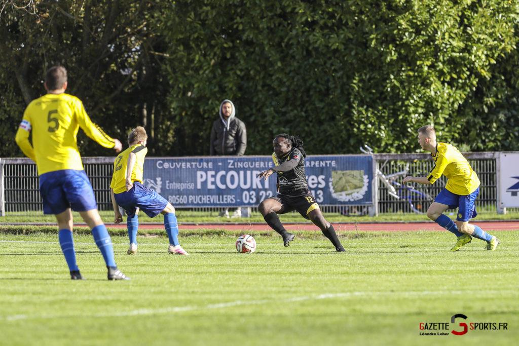 Football Us Camon Vs Le Portel 0024 Leandre Leber Gazettesports
