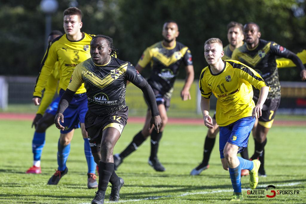 Football Us Camon Vs Le Portel 0025 Leandre Leber Gazettesports