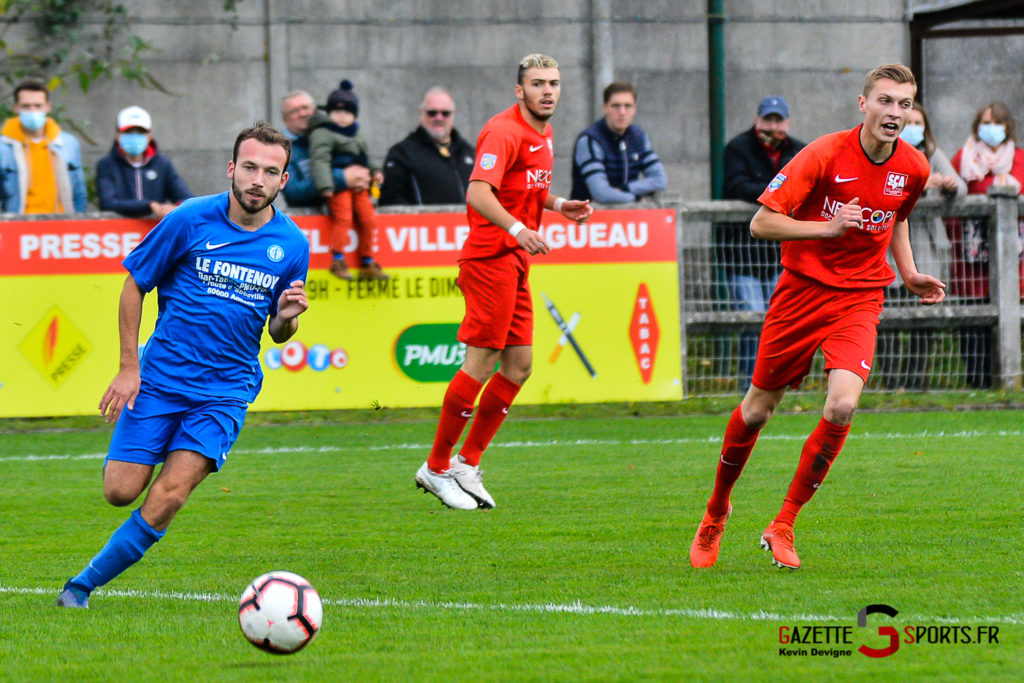 Football Longueau Vs Abeville Kevin Devigne Gazettesports 7