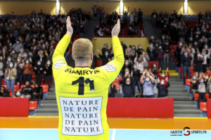 Handball Amiens Aph Vs Psg B 0075 Leandre Leber Gazettesports