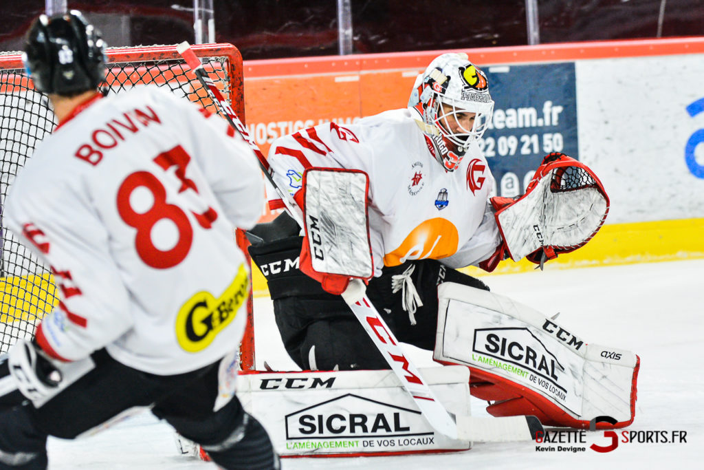 Hockey Sur Glace Amiens Vs Mulhouse J5 Kevin Devigne Gazettesports 10
