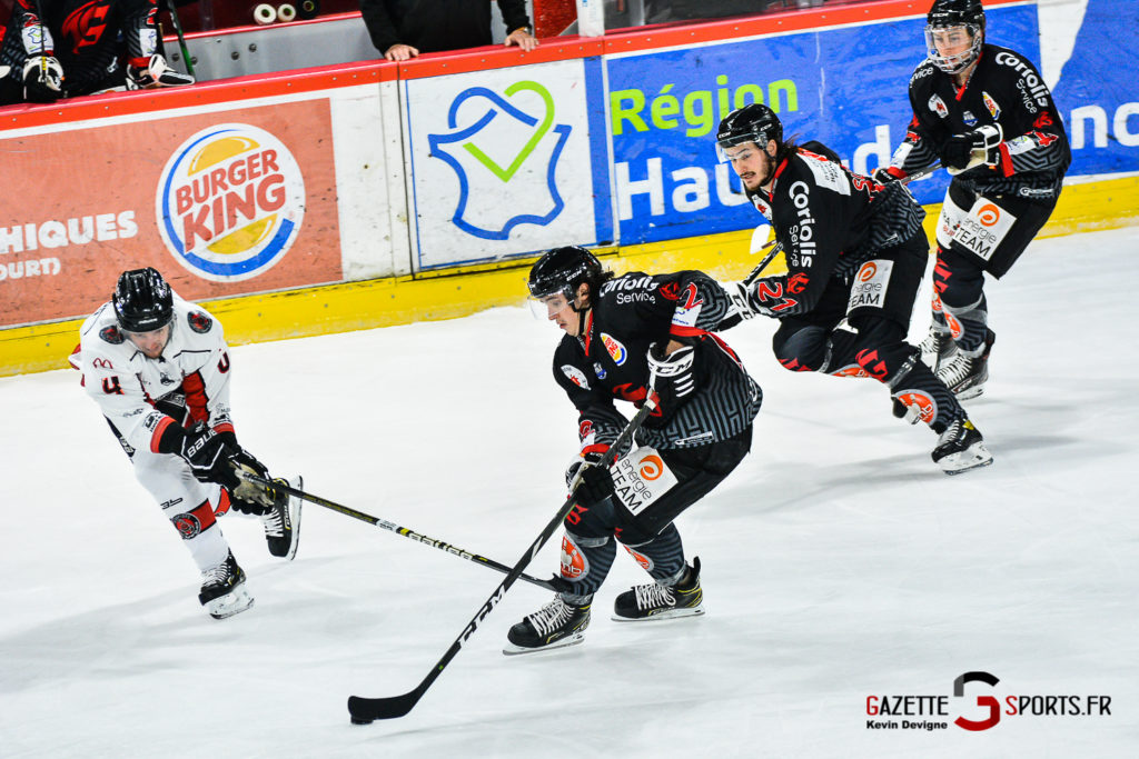 Hockey Sur Glace Amiens Vs Mulhouse J5 Kevin Devigne Gazettesports 102