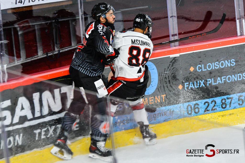 Hockey Sur Glace Amiens Vs Mulhouse J5 Kevin Devigne Gazettesports 103