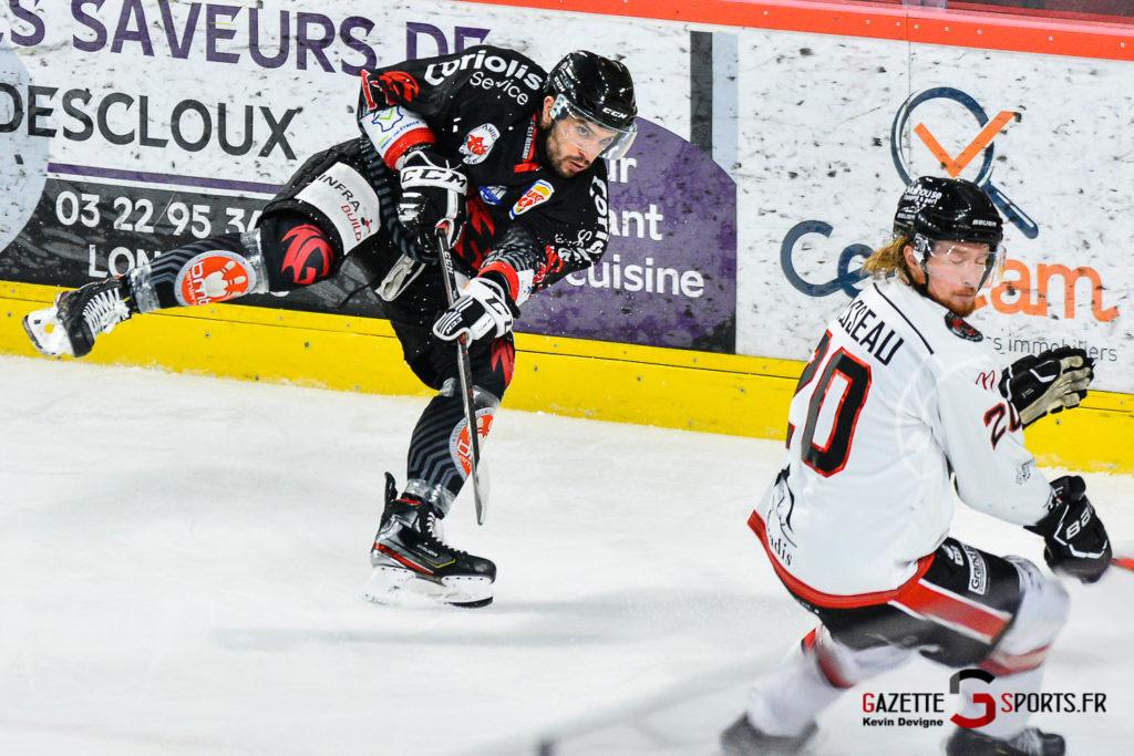 Hockey Sur Glace Amiens Vs Mulhouse J5 Kevin Devigne Gazettesports 106