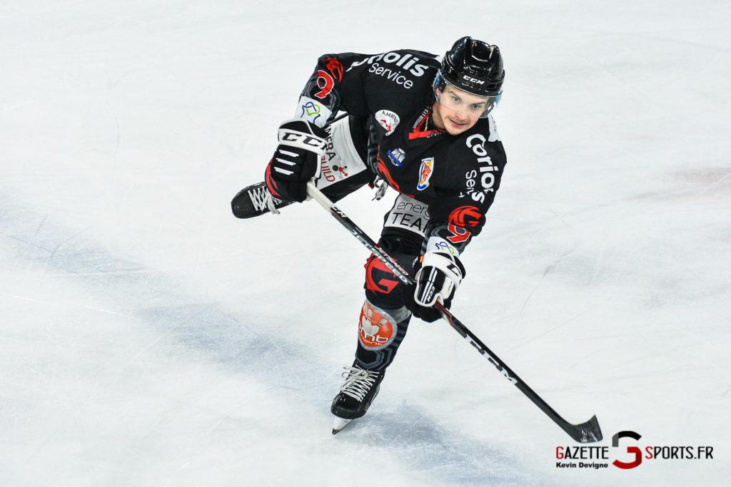 Hockey Sur Glace Amiens Vs Mulhouse J5 Kevin Devigne Gazettesports 108