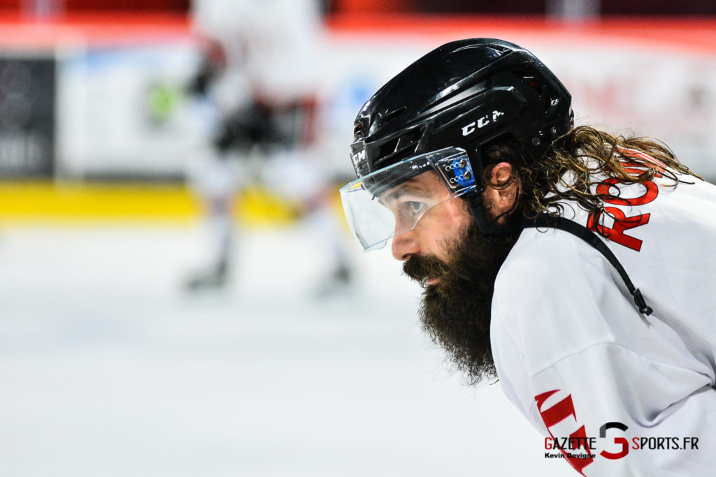 Hockey Sur Glace Amiens Vs Mulhouse J5 Kevin Devigne Gazettesports 11