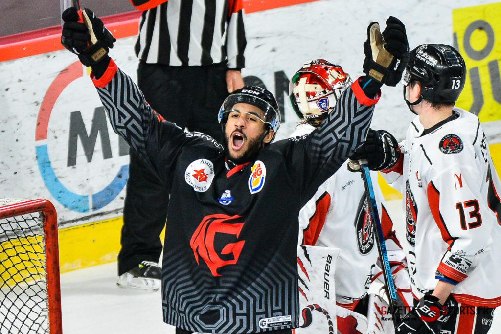 Hockey Sur Glace Amiens Vs Mulhouse J5 Kevin Devigne Gazettesports 110