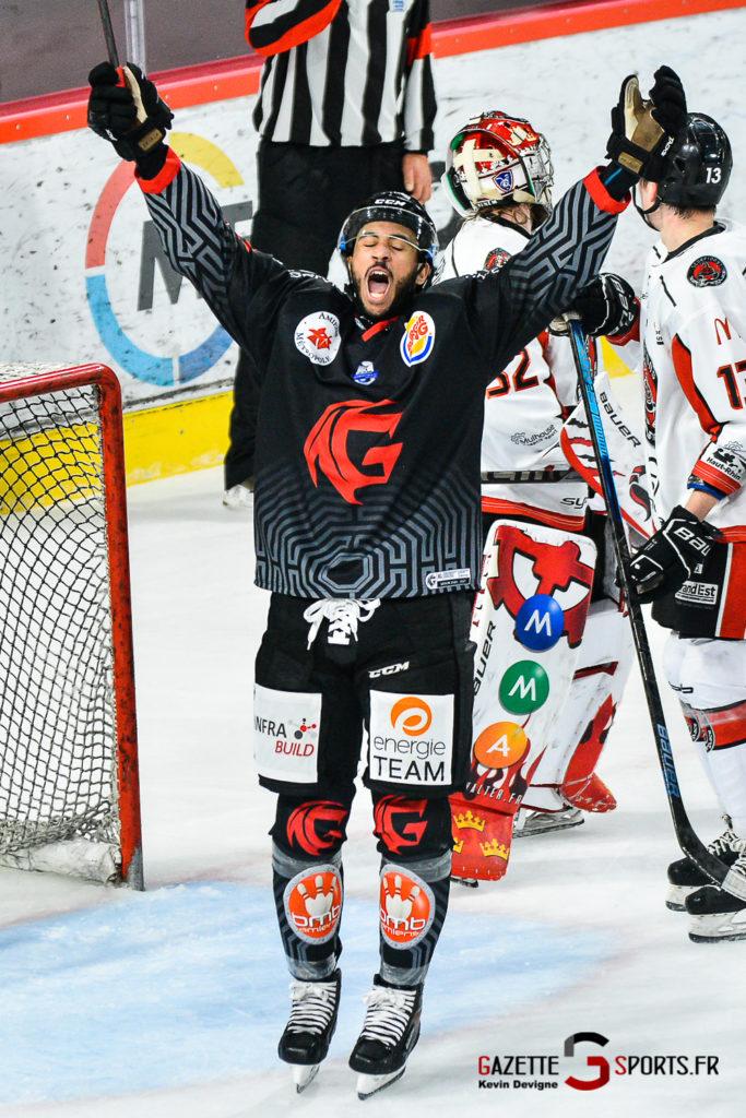 Hockey Sur Glace Amiens Vs Mulhouse J5 Kevin Devigne Gazettesports 111