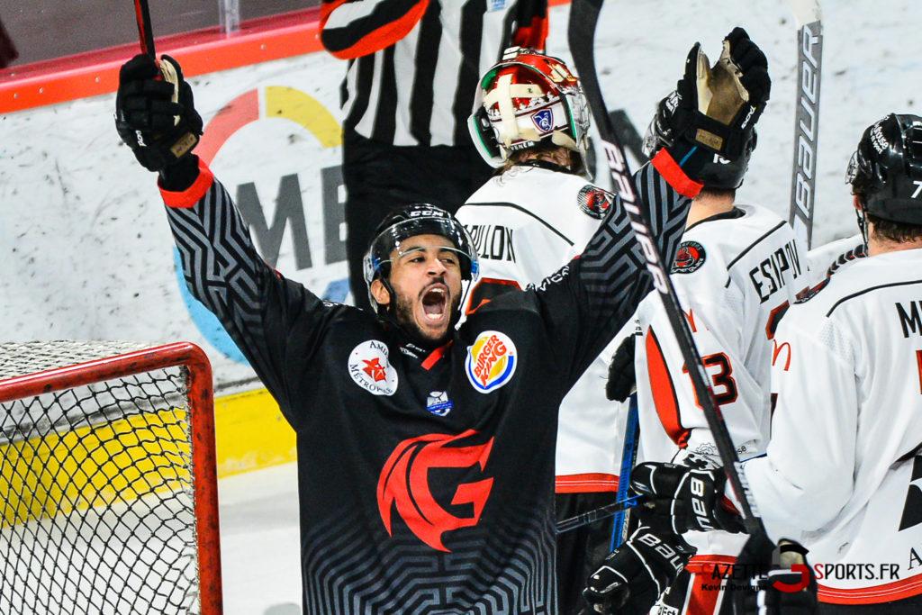 Hockey Sur Glace Amiens Vs Mulhouse J5 Kevin Devigne Gazettesports 112