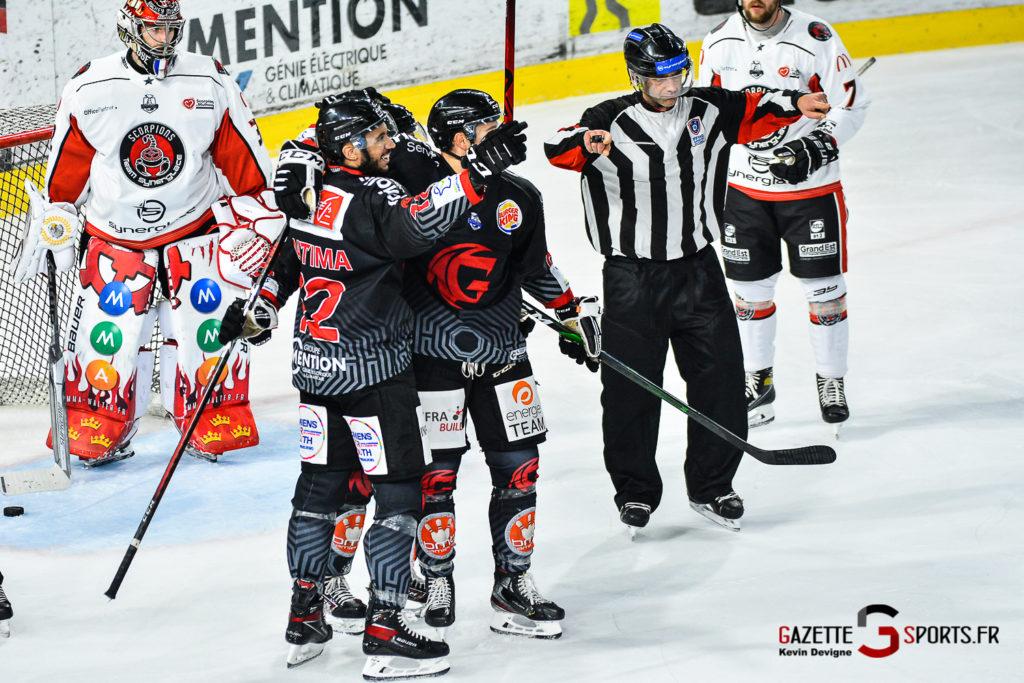 Hockey Sur Glace Amiens Vs Mulhouse J5 Kevin Devigne Gazettesports 114