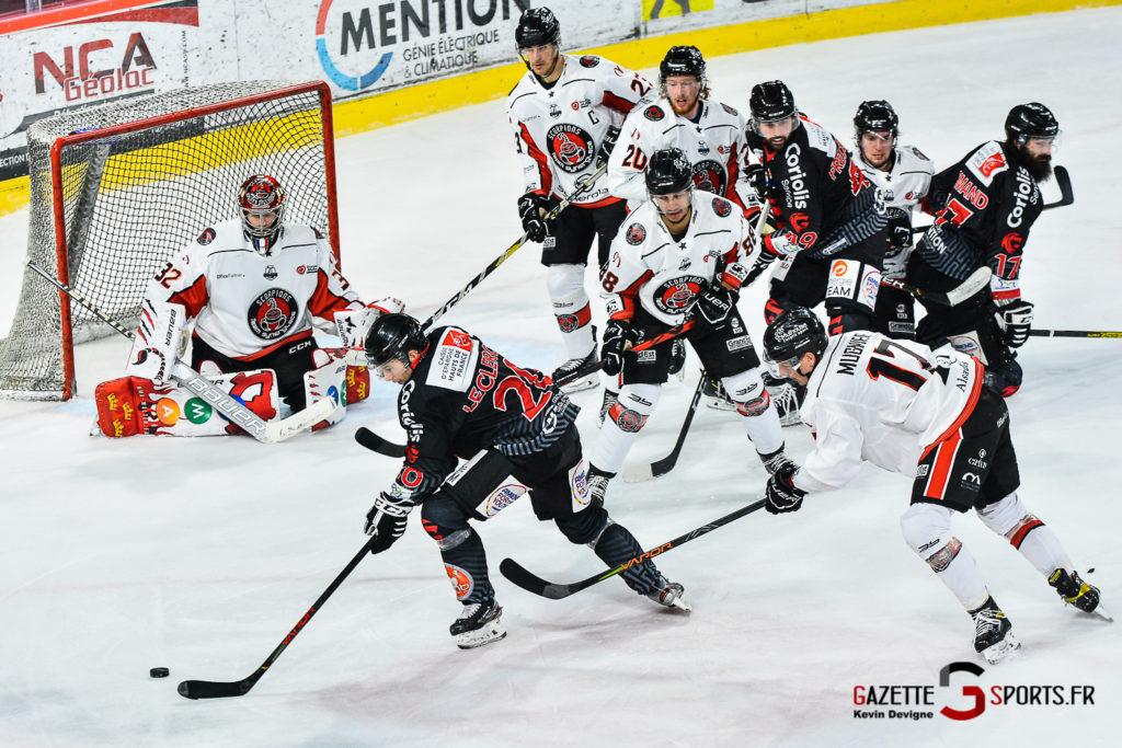 Hockey Sur Glace Amiens Vs Mulhouse J5 Kevin Devigne Gazettesports 116