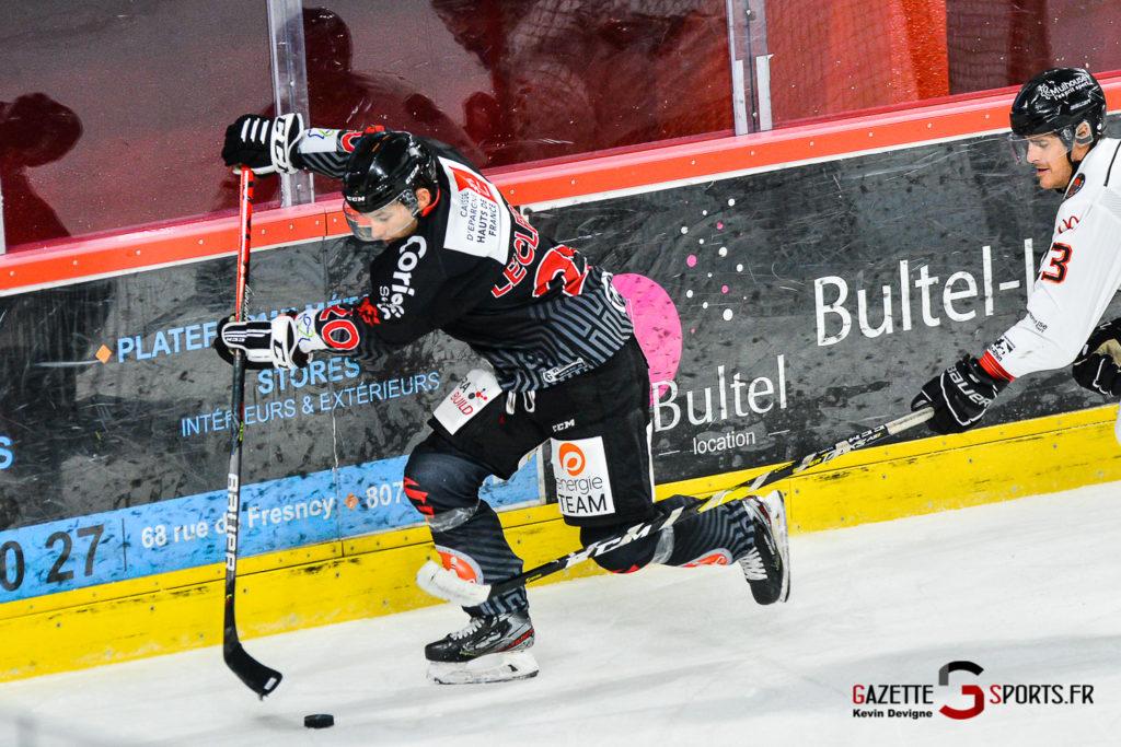 Hockey Sur Glace Amiens Vs Mulhouse J5 Kevin Devigne Gazettesports 117