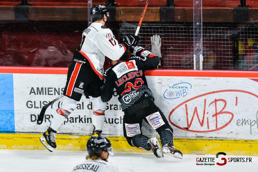 Hockey Sur Glace Amiens Vs Mulhouse J5 Kevin Devigne Gazettesports 118
