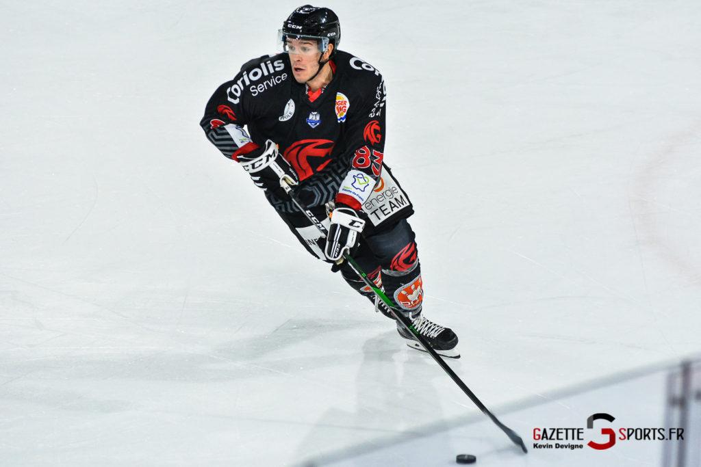 Hockey Sur Glace Amiens Vs Mulhouse J5 Kevin Devigne Gazettesports 119