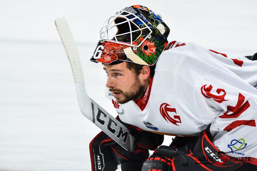 Hockey Sur Glace Amiens Vs Mulhouse J5 Kevin Devigne Gazettesports 12