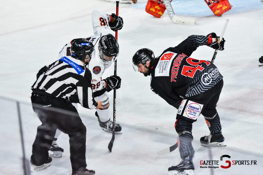 Hockey Sur Glace Amiens Vs Mulhouse J5 Kevin Devigne Gazettesports 120