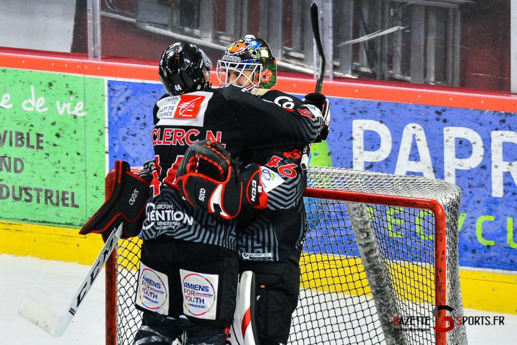 Hockey Sur Glace Amiens Vs Mulhouse J5 Kevin Devigne Gazettesports 124