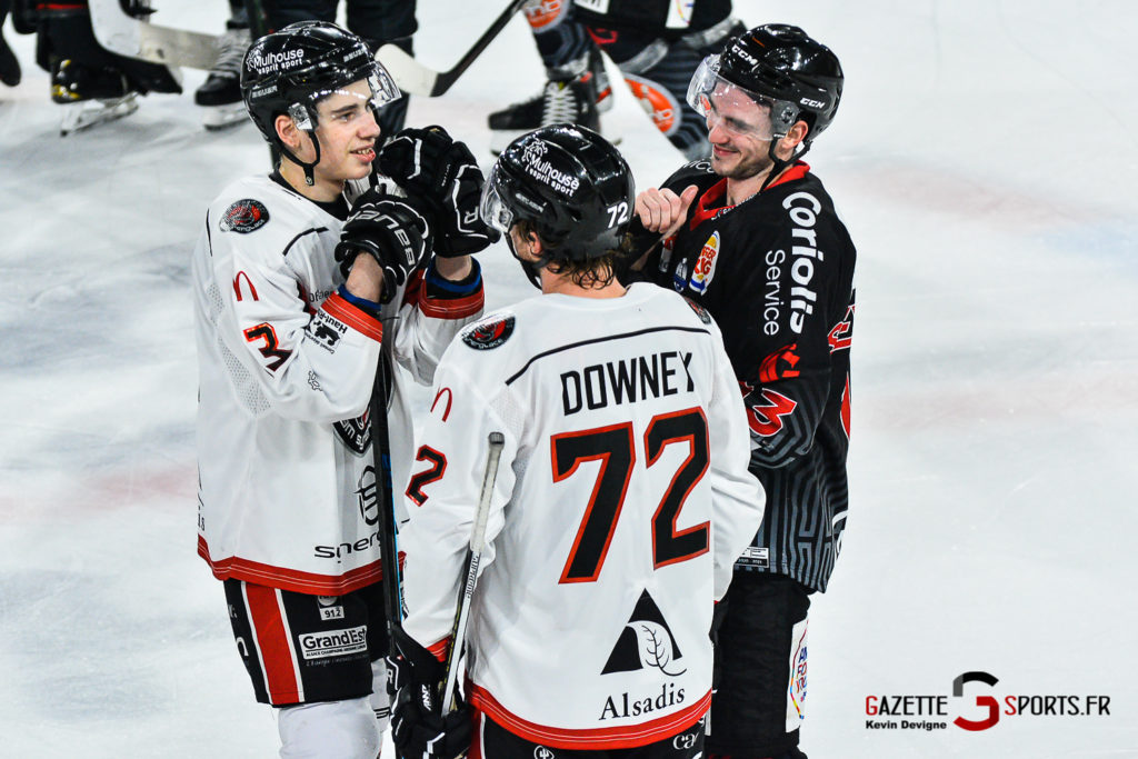 Hockey Sur Glace Amiens Vs Mulhouse J5 Kevin Devigne Gazettesports 125