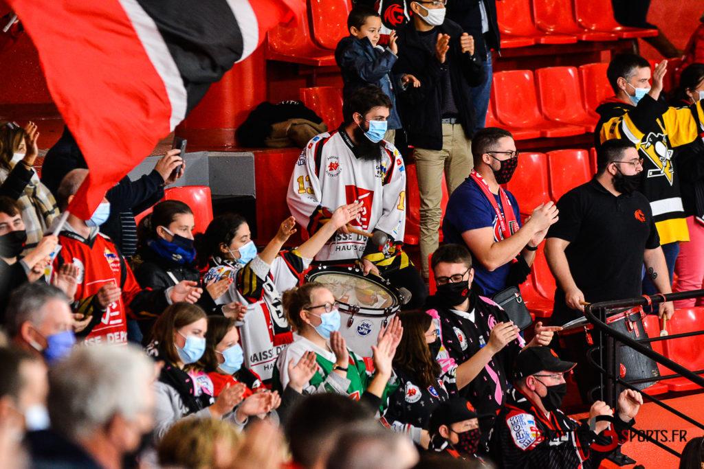 Hockey Sur Glace Amiens Vs Mulhouse J5 Kevin Devigne Gazettesports 126