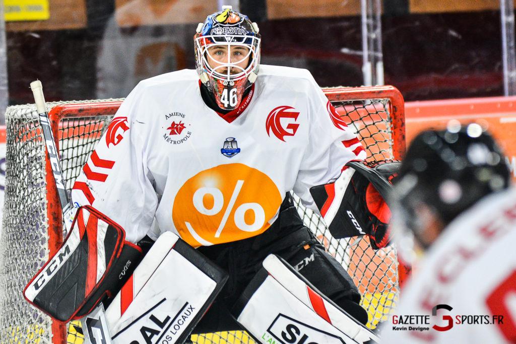 Hockey Sur Glace Amiens Vs Mulhouse J5 Kevin Devigne Gazettesports 14