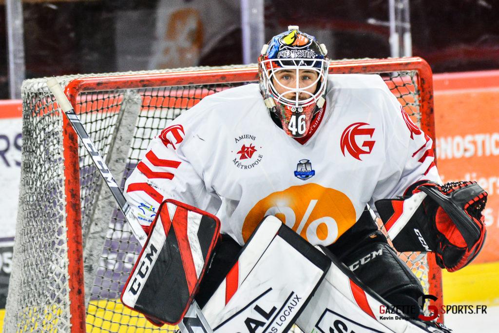 Hockey Sur Glace Amiens Vs Mulhouse J5 Kevin Devigne Gazettesports 15
