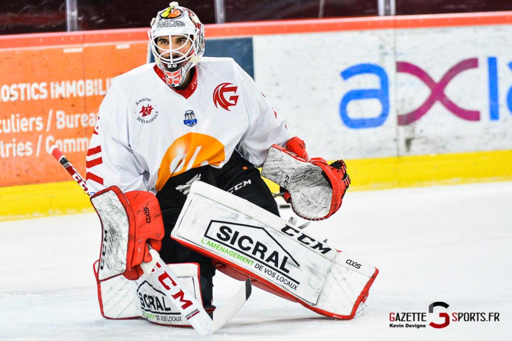 Hockey Sur Glace Amiens Vs Mulhouse J5 Kevin Devigne Gazettesports 17