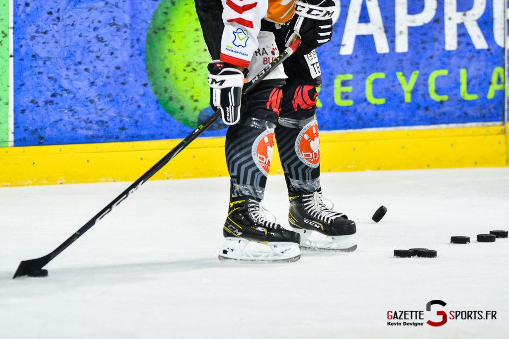 Hockey Sur Glace Amiens Vs Mulhouse J5 Kevin Devigne Gazettesports 19