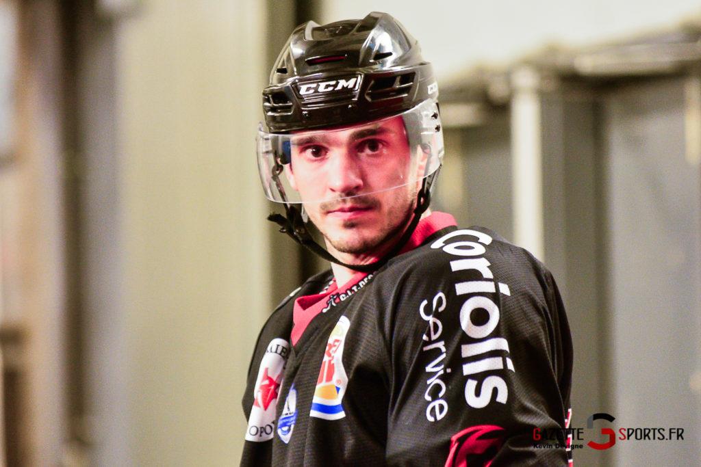 Hockey Sur Glace Amiens Vs Mulhouse J5 Kevin Devigne Gazettesports 20