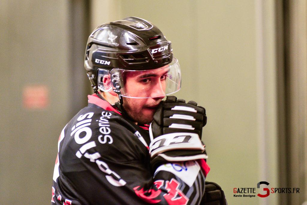 Hockey Sur Glace Amiens Vs Mulhouse J5 Kevin Devigne Gazettesports 21