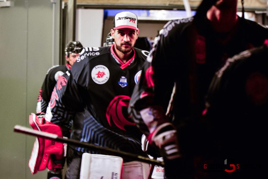 Hockey Sur Glace Amiens Vs Mulhouse J5 Kevin Devigne Gazettesports 22