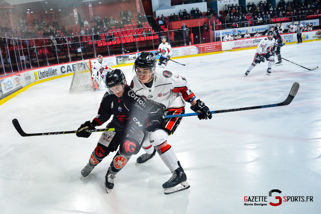 Hockey Sur Glace Amiens Vs Mulhouse J5 Kevin Devigne Gazettesports 25
