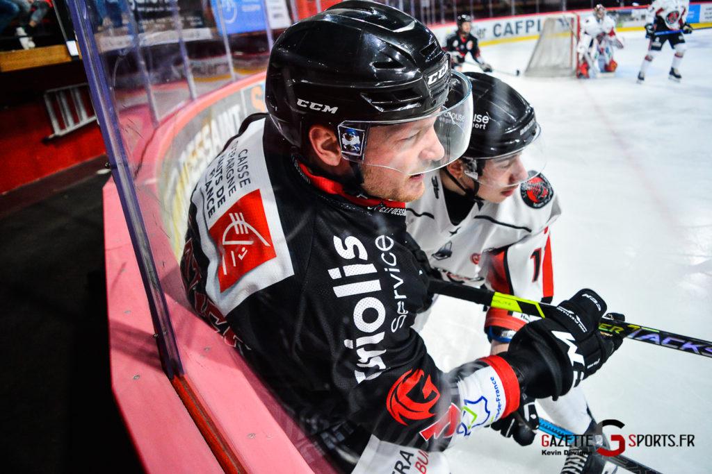 Hockey Sur Glace Amiens Vs Mulhouse J5 Kevin Devigne Gazettesports 26