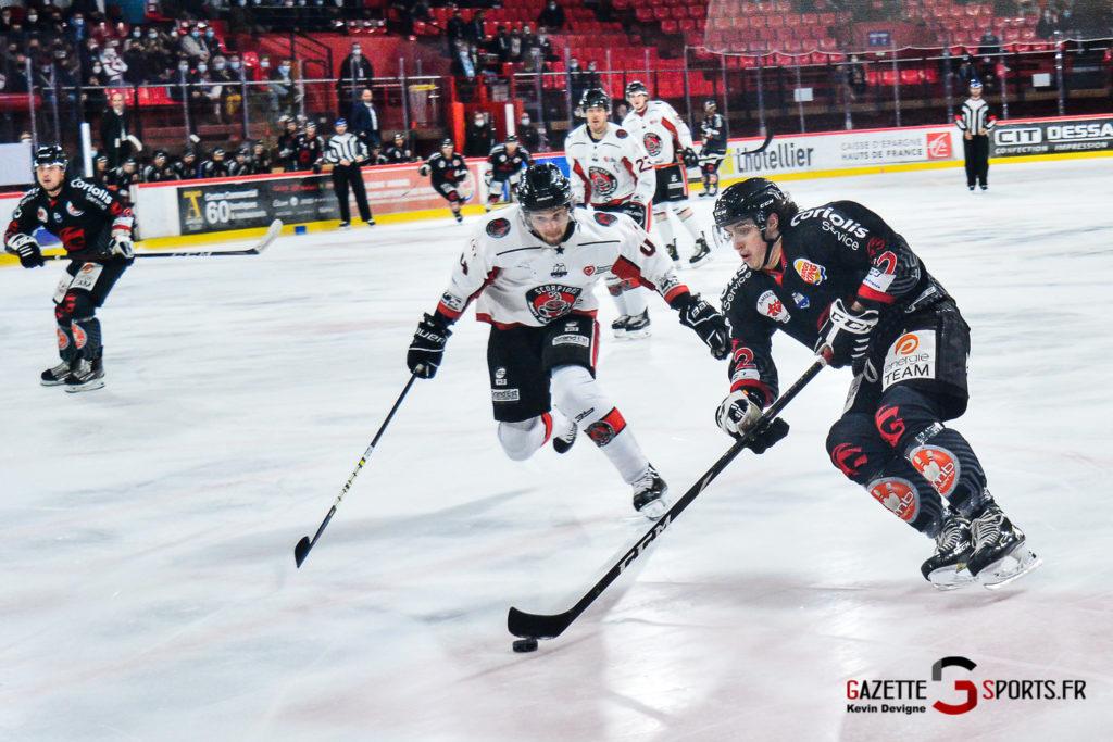 Hockey Sur Glace Amiens Vs Mulhouse J5 Kevin Devigne Gazettesports 27