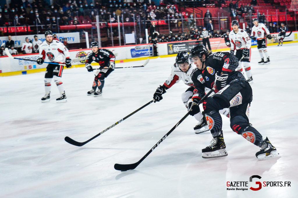 Hockey Sur Glace Amiens Vs Mulhouse J5 Kevin Devigne Gazettesports 28