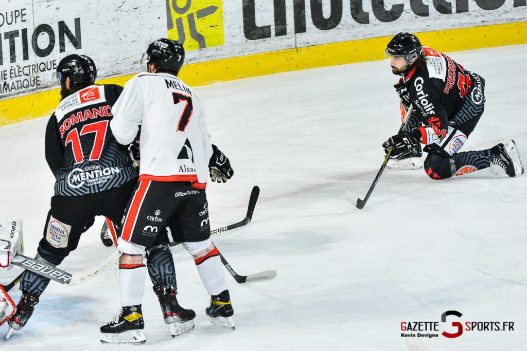 Hockey Sur Glace Amiens Vs Mulhouse J5 Kevin Devigne Gazettesports 30