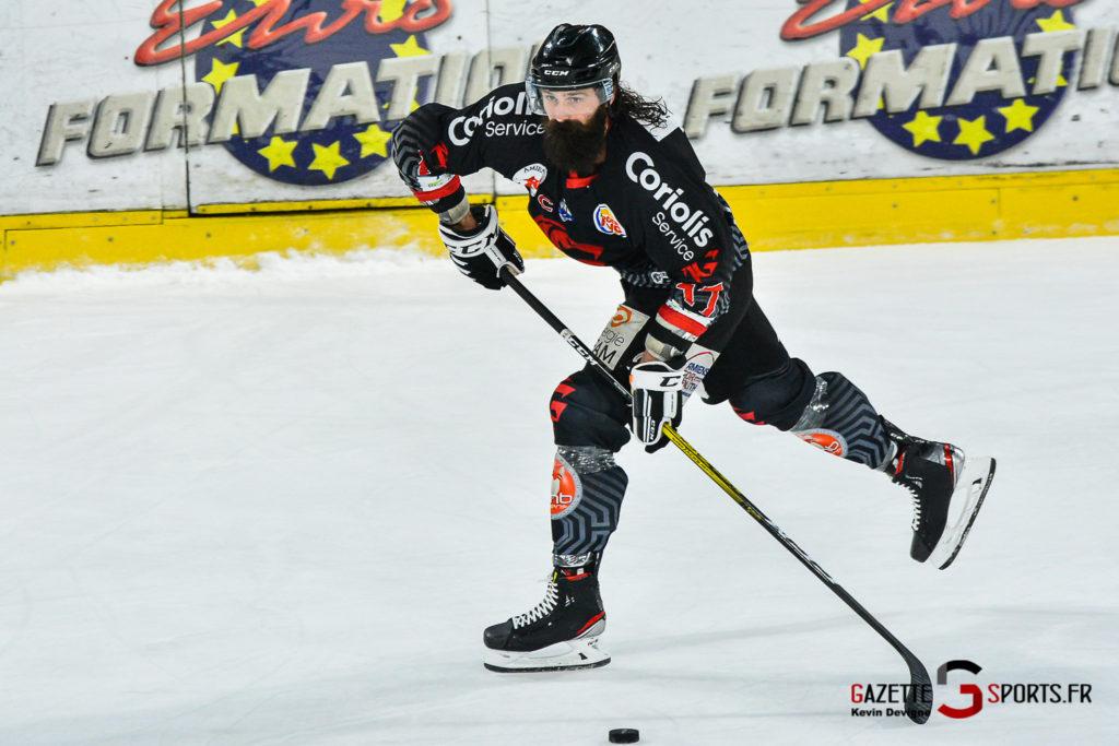 Hockey Sur Glace Amiens Vs Mulhouse J5 Kevin Devigne Gazettesports 31