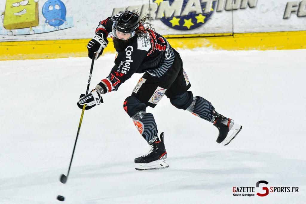 Hockey Sur Glace Amiens Vs Mulhouse J5 Kevin Devigne Gazettesports 32
