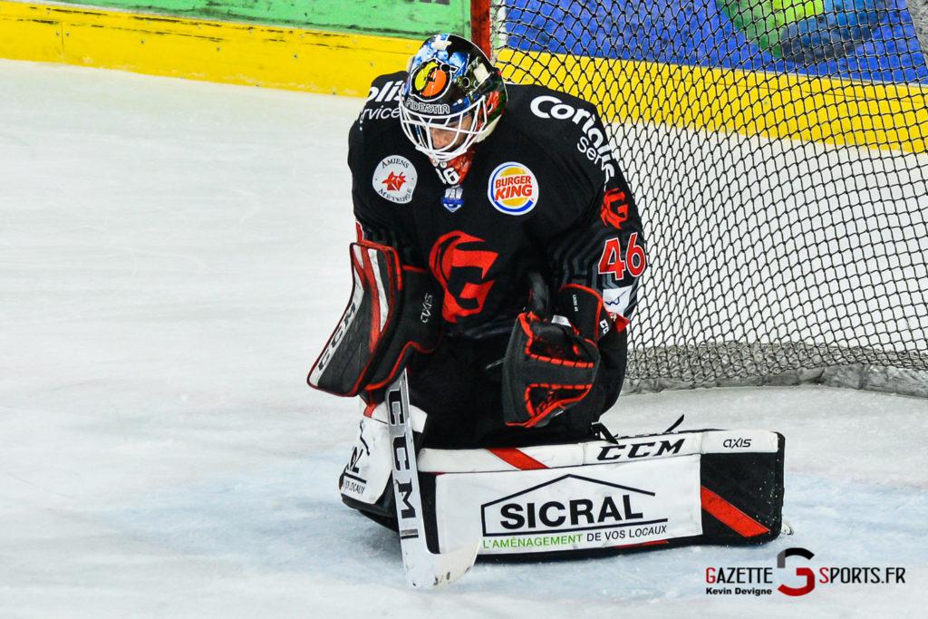 Hockey Sur Glace Amiens Vs Mulhouse J5 Kevin Devigne Gazettesports 33