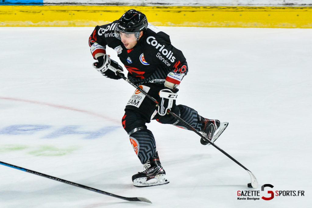Hockey Sur Glace Amiens Vs Mulhouse J5 Kevin Devigne Gazettesports 34