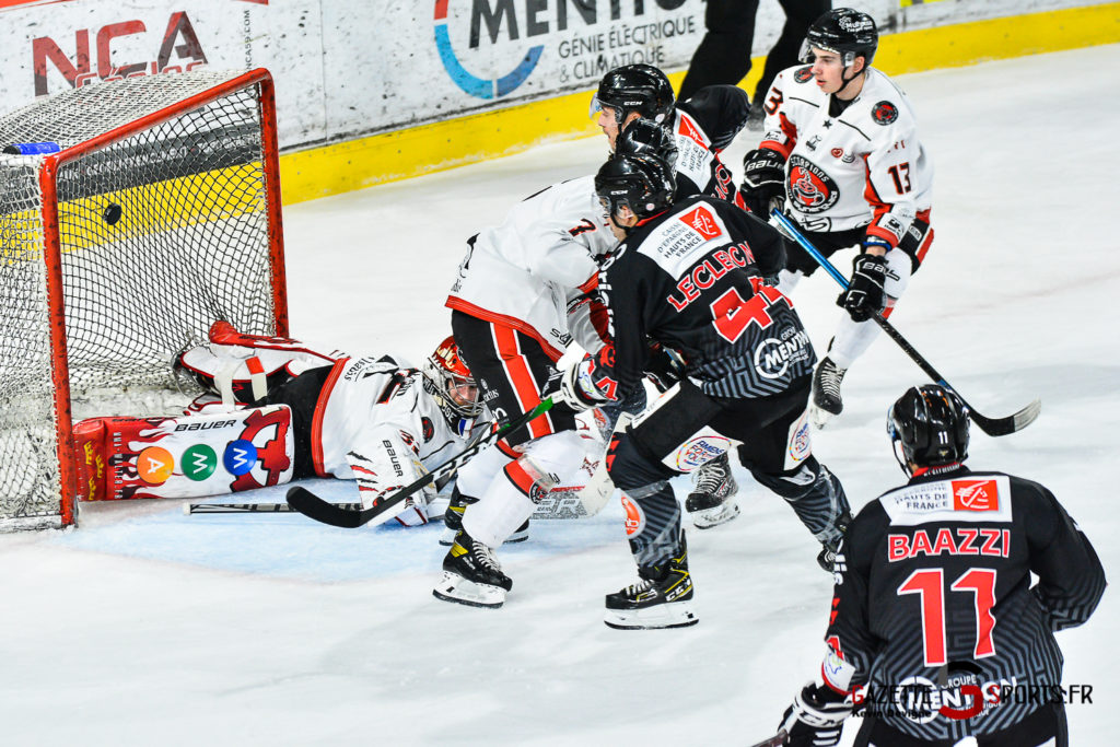 Hockey Sur Glace Amiens Vs Mulhouse J5 Kevin Devigne Gazettesports 36