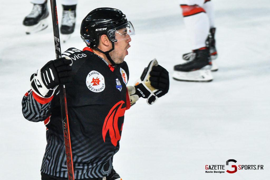 Hockey Sur Glace Amiens Vs Mulhouse J5 Kevin Devigne Gazettesports 39