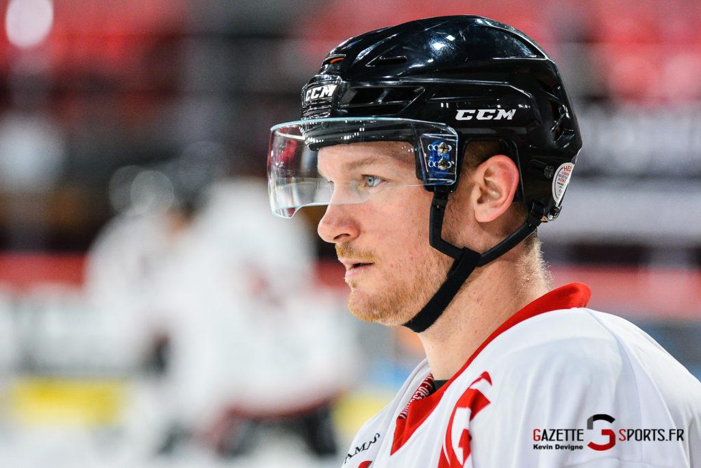 Hockey Sur Glace Amiens Vs Mulhouse J5 Kevin Devigne Gazettesports 4