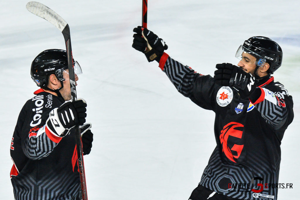 Hockey Sur Glace Amiens Vs Mulhouse J5 Kevin Devigne Gazettesports 40