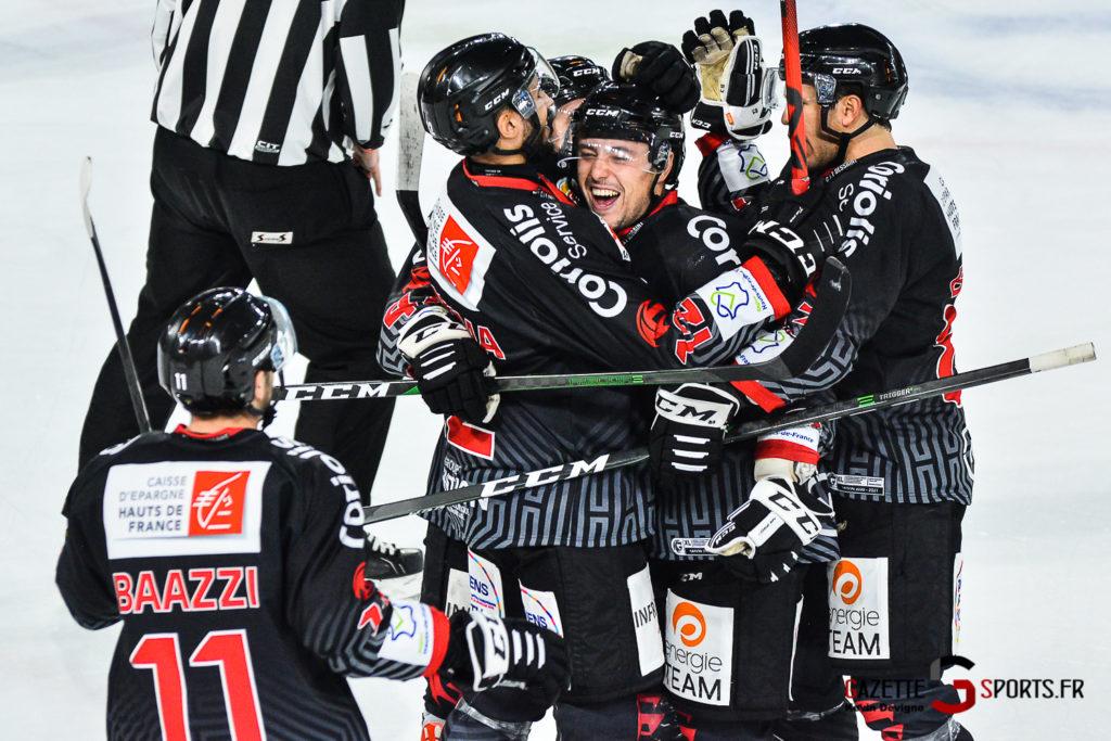 Hockey Sur Glace Amiens Vs Mulhouse J5 Kevin Devigne Gazettesports 41