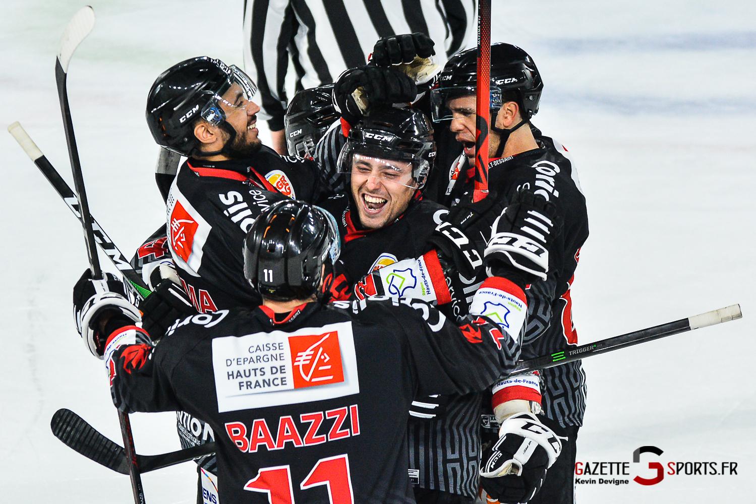 Hockey Sur Glace Amiens Vs Mulhouse J5 Kevin Devigne Gazettesports 42