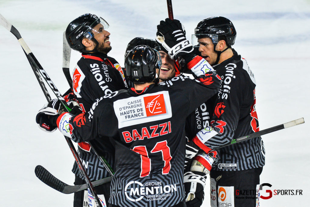 Hockey Sur Glace Amiens Vs Mulhouse J5 Kevin Devigne Gazettesports 43