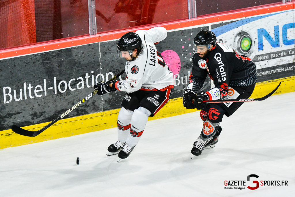 Hockey Sur Glace Amiens Vs Mulhouse J5 Kevin Devigne Gazettesports 44