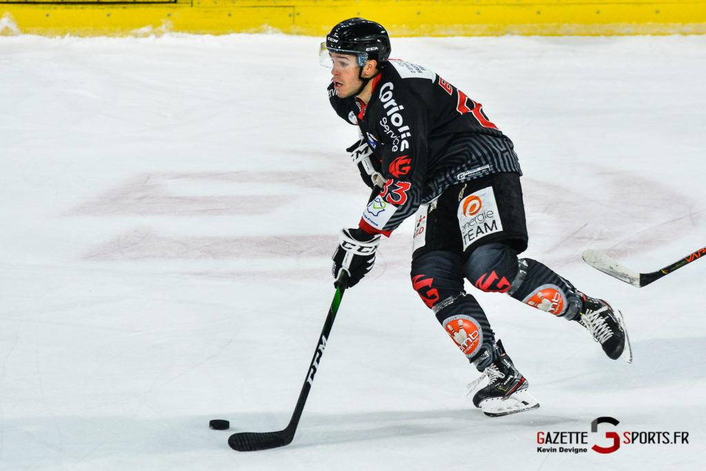 Hockey Sur Glace Amiens Vs Mulhouse J5 Kevin Devigne Gazettesports 45